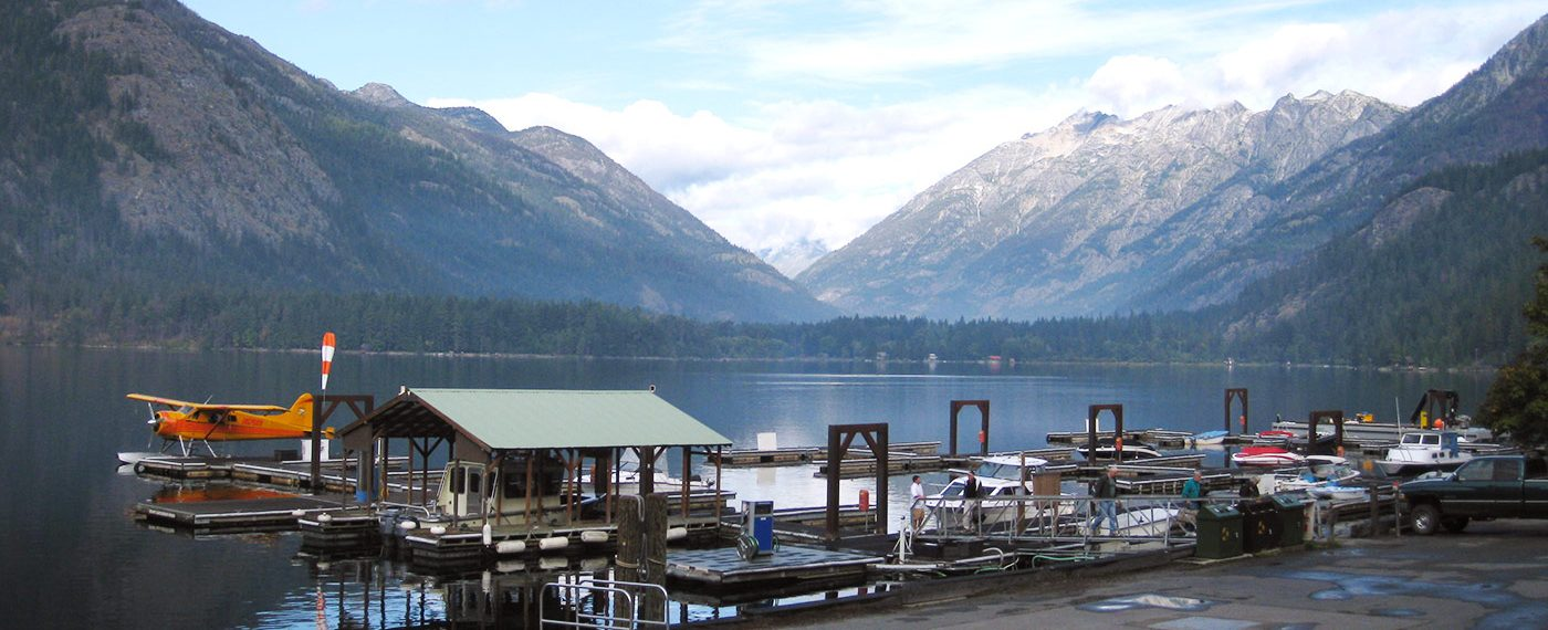 Reserve a Houseboat | Book Now | North Cascades Lodge at Stehekin