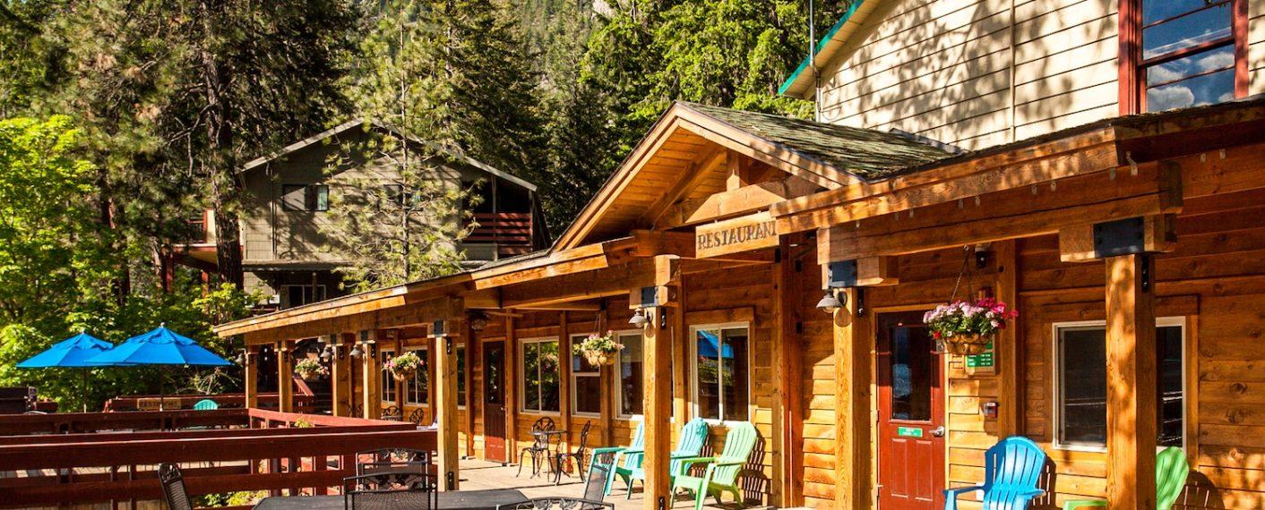 Dining & Retail | North Cascades Lodge at Stehekin