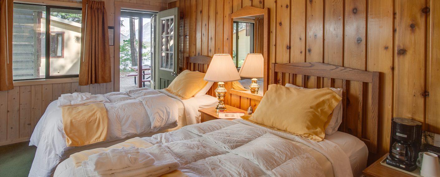Amenities   Accommodations   North Cascades Lodge at Stehekin