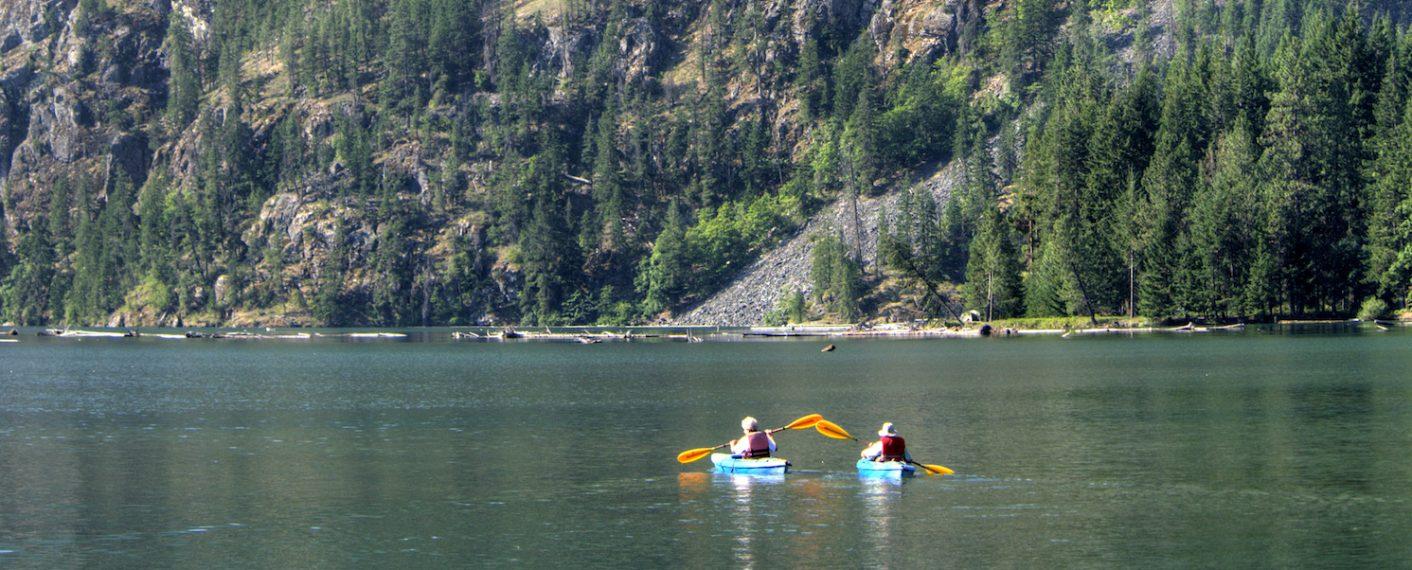 Kayaking | North Cascades Lodge at Stehekin