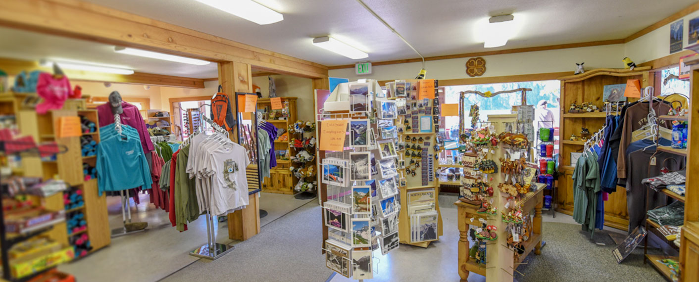 General Store | North Cascades Lodge at Stehekin