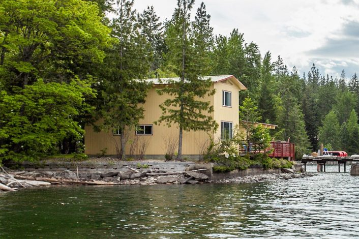 Lake House | Accommodations | North Cascades Lodge at Stehekin