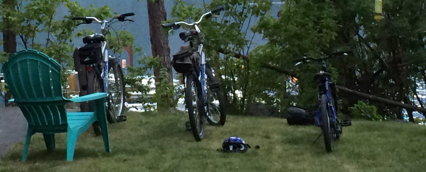 Biking | North Cascades Lodge at Stehekin