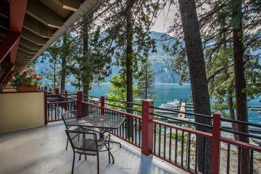Swissmont Deck View